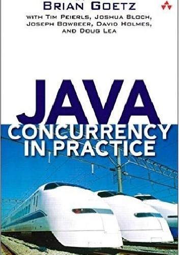 Okładka książki Java concurrency in practice