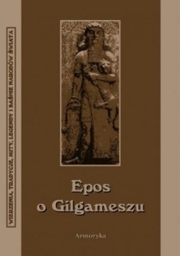 Okładka książki Epos o Gilgameszu