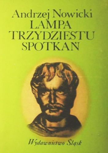 Okładka książki Lampa trzydziestu spotkań czyli Bruno w trzydziestu dialogach