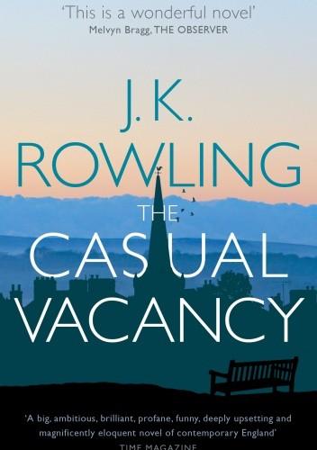 Okładka książki Casual Vacancy