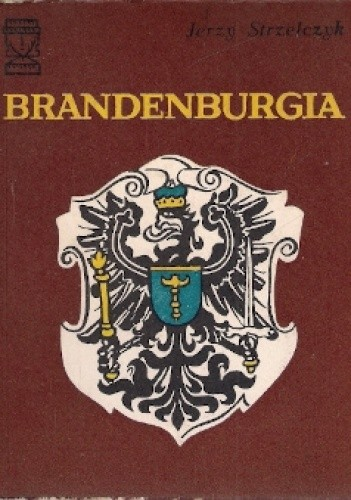 Okładka książki Brandenburgia