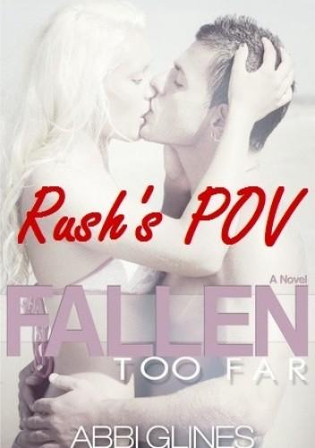 Okładka książki Rush Too Far