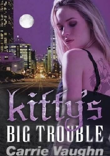 Okładka książki Kitty's Big Trouble