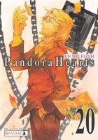 Pandora Hearts: tom 20