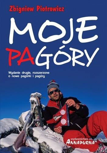 Okładka książki Moje PaGóry
