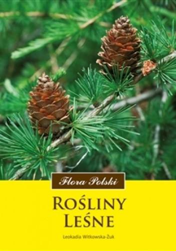 Okładka książki Rośliny leśne