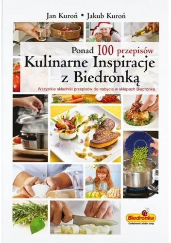 Okładka książki Kulinarne inspiracje z Biedronką