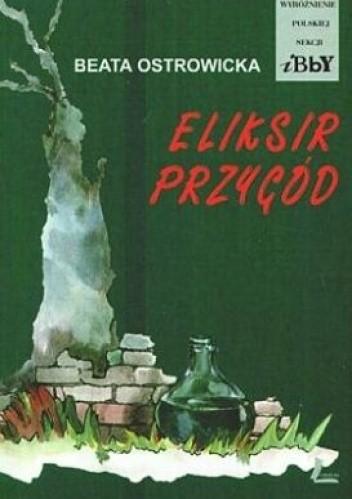 Okładka książki Eliksir przygód