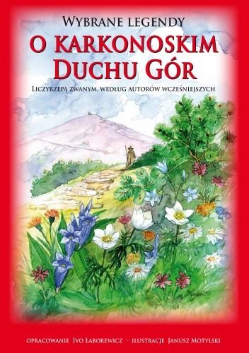Okładka książki Wybrane legendy o Karkonoskim Duchu Gór