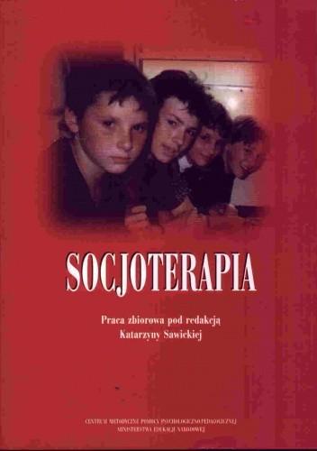 Okładka książki Socjoterapia