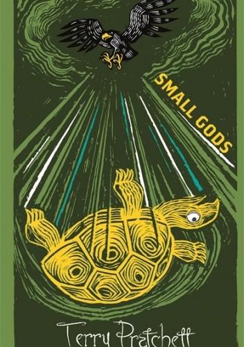 Okładka książki Small gods