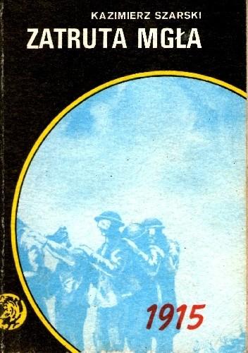Okładka książki Zatruta mgła