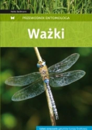 Okładka książki Ważki