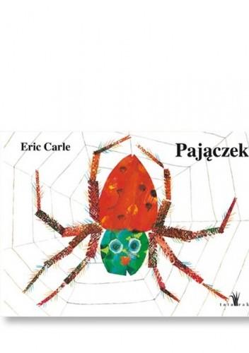 Okładka książki Pajączek