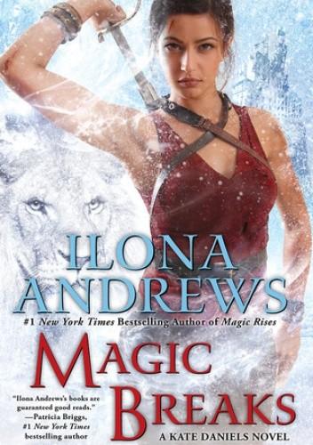 Okładka książki Magic Breaks