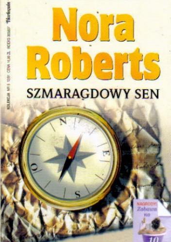 Okładka książki Szmaragdowy sen