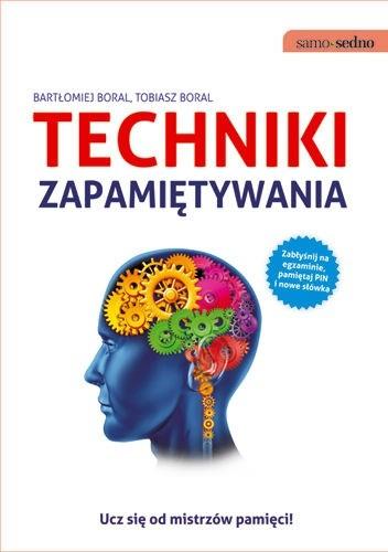 Okładka książki Techniki zapamiętywania