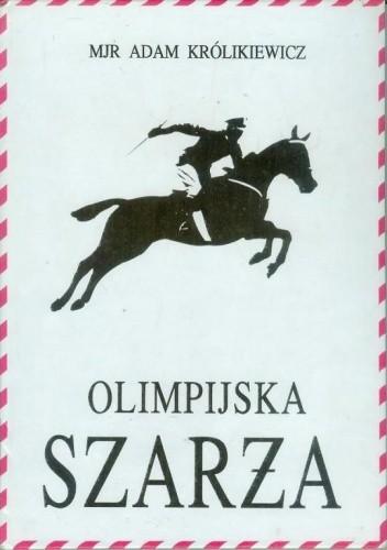 Okładka książki Olimpijska szarża