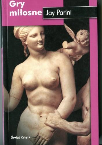 Okładka książki Gry miłosne