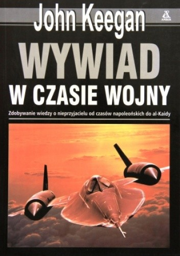 Okładka książki Wywiad w Czasie Wojny