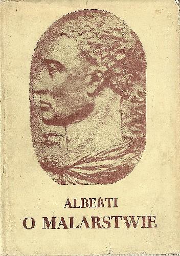Okładka książki O malarstwie