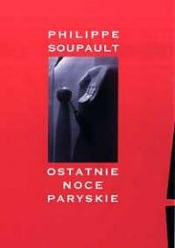 Okładka książki Ostatnie noce paryskie