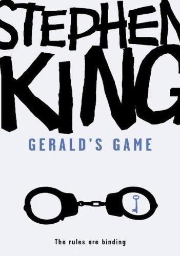 Okładka książki Gerald's game