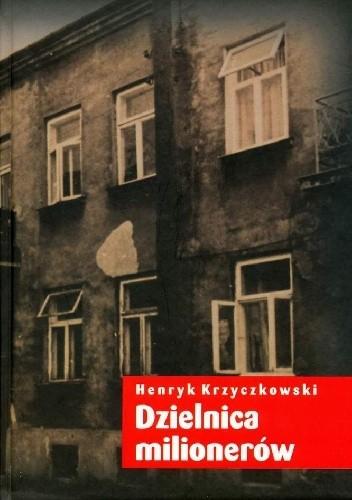Okładka książki Dzielnica milionerów
