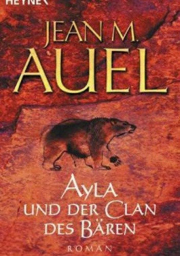 Okładka książki Ayla und der Clan des Bären