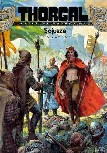 Okładka książki Thorgal - Kriss de Valnor: Sojusze