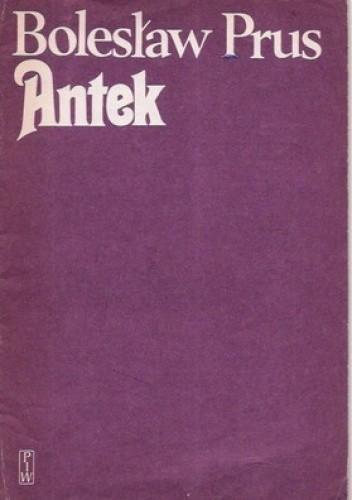 Okładka książki Antek