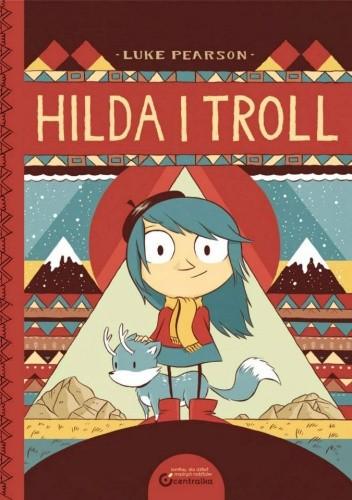 Okładka książki Hilda i Troll