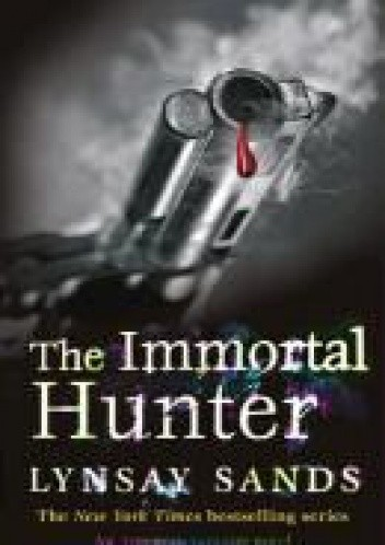 Okładka książki The Immortal Hunter