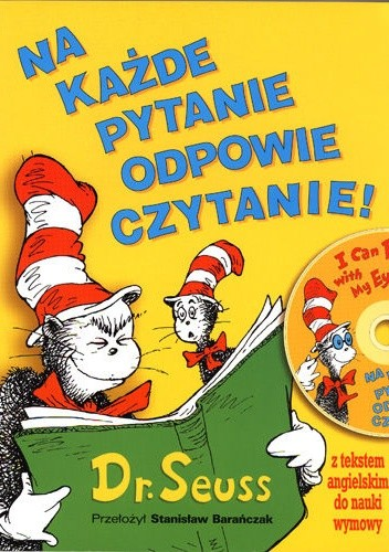 Okładka książki Na każde pytanie odpowie czytanie!