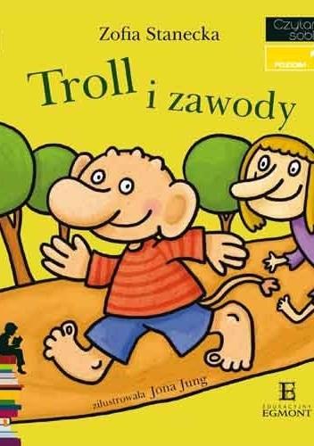 Okładka książki Troll i zawody