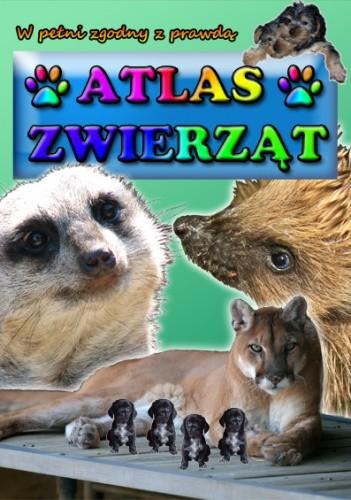 Okładka książki Komiks Atlas Zwierząt