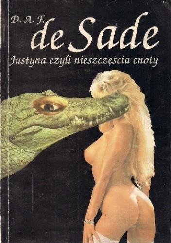 Okładka książki Justyna, czyli nieszczęścia cnoty