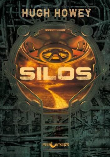 Okładka książki Silos