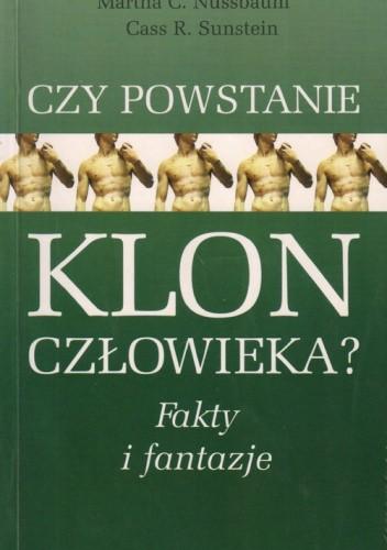 Okładka książki Czy powstanie klon człowieka? Fakty i fantazje