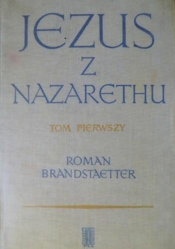 Okładka książki Jezus z Nazarethu