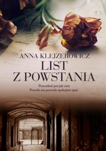 Okładka książki List z powstania