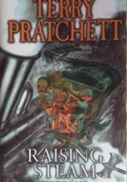 Raising Steam (Discworld #40)
