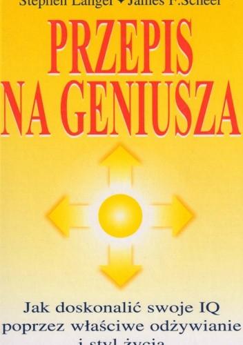 Okładka książki Przepi na geniusza