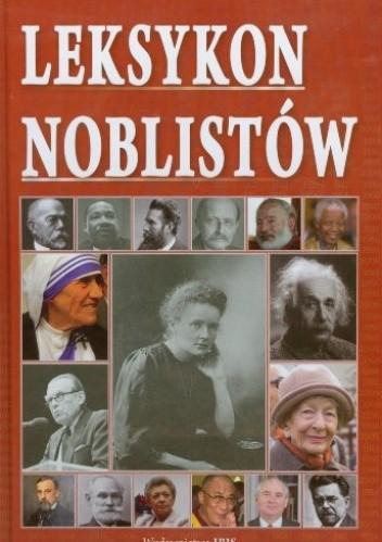 Okładka książki Leksykon noblistów