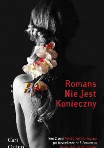 Okładka książki Romans nie jest konieczny