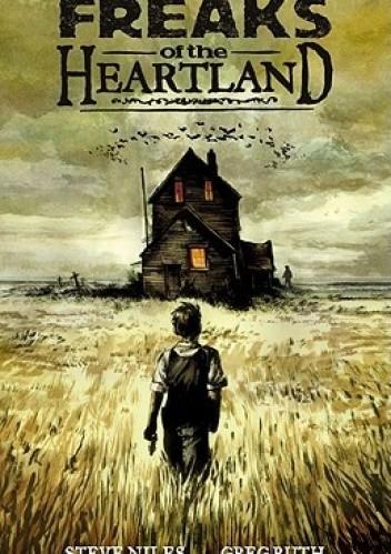 Okładka książki Freaks of the Heartland
