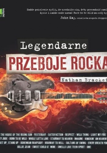 Okładka książki Legendarne przeboje rocka