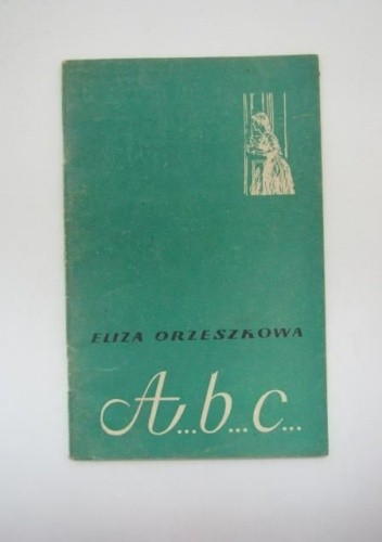 Okładka książki A...b...c...