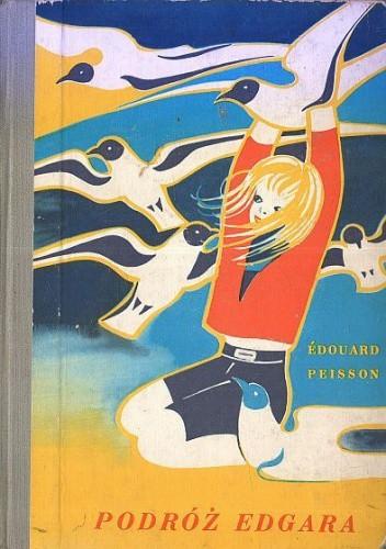 Okładka książki Podróż Edgara