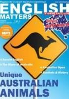 English Matters: Australia 4/2012 (Wydanie specjalne)